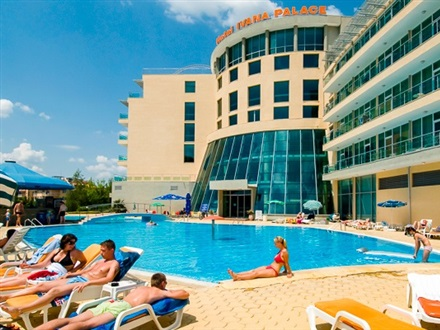 Imagine principala Hotel Ivana Palace  Sunny Beach
