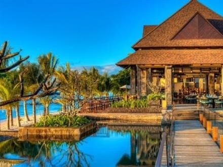 Imagine principala Hotel La Plantation Resort Spa  Mauritius