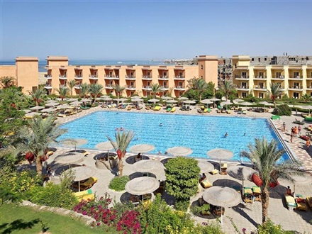 Imagine principala Hotel The Three Corners Sunny Beach Resort   Hurghada