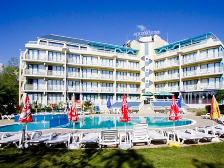 Aquamarine Hotel Sunny Beach Booking