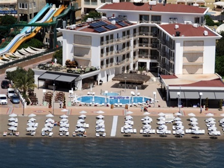 Imagine principala Pasa Garden Beach Hotel  Marmaris