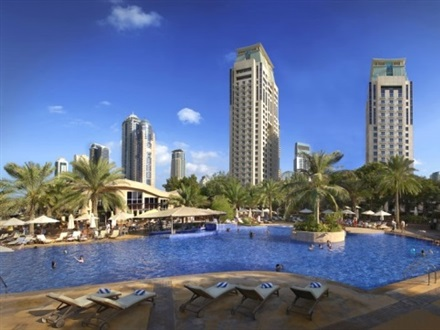 Imagine principala Habtoor Grand Beach Resort& Spa Autograph Collection  Dubai Beach