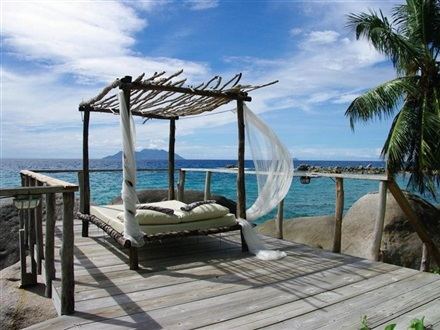 Imagine principala Bliss Hotel Seychelles  Mahe