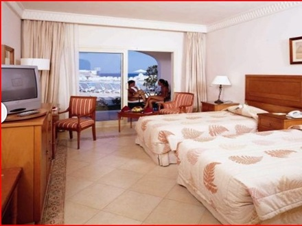 Imagine principala Continental Plaza Beach Resort Sharm  Sharm El Sheikh