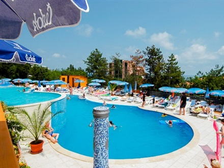 Park Hotel Golden Beach  Golden Sands