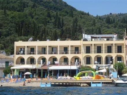 Imagine principala Hotel Eros Beach  Corfu