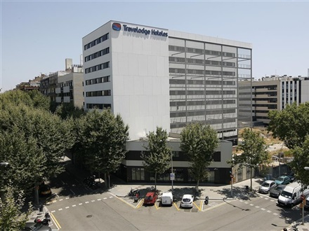 Imagine principala Hotel Travelodge Barcelona Poblenou  Barcelona