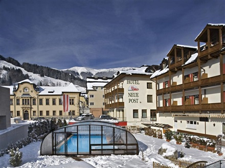 Imagine principala Hotel Neue Post  Zell Am See
