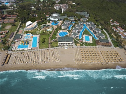 book at robinson club masmavi belek antalya turkey