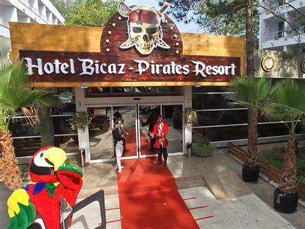 Imagine principala Hotel Bicaz Pirates Resort  Mamaia