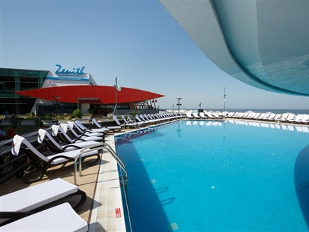 Zenith Conference Spa  Mamaia