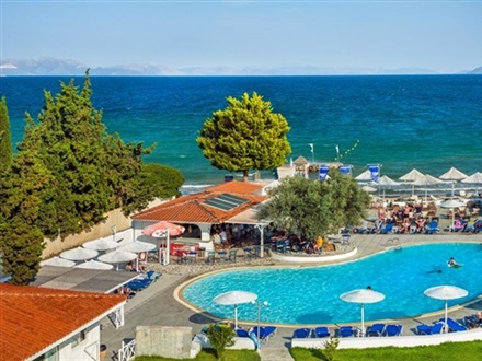 Grand Bleu Sea Resort Hotel  Evia Island All Locations