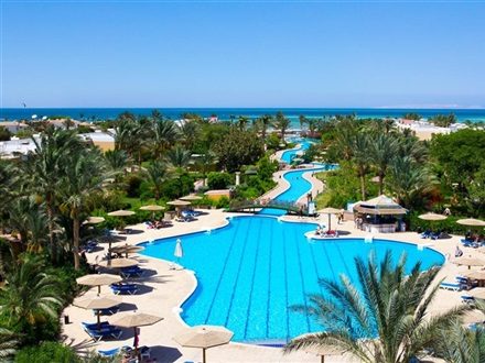 Imagine principala Hotel Club Calimera Hurghada ex Calimera Golden Beach ex The Movie Gate   Hurghada