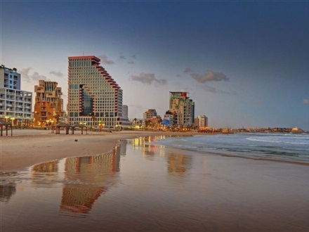 Hotel The Savoy Tel Aviv Sea Side  Orasul Tel Aviv