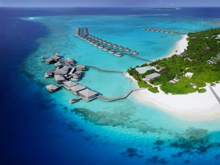 Imagine principala Six Senses Laamu  Maldive