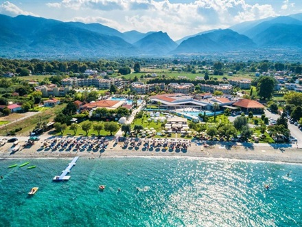 Hotel Poseidon Palace Pieria Leptokaria Katerini Riviera