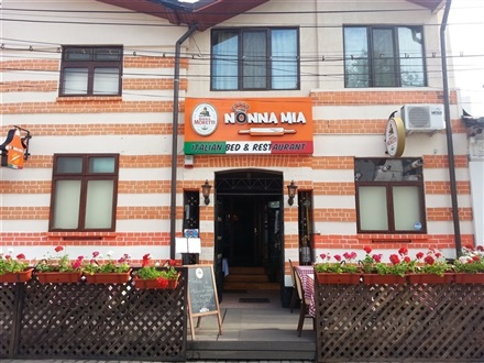 Main image Nonna Mia Italian Bed Restaurant  Bucharest