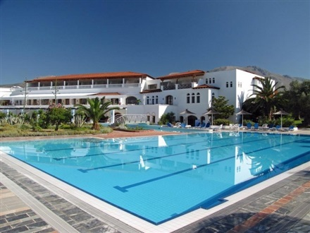 Eretria Village Resort Conference Center  Evia Island All Locations