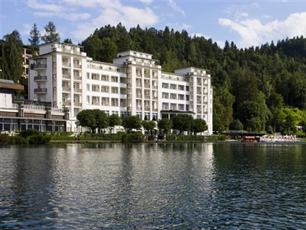 Imagine principala Grand Hotel Toplice  Bled