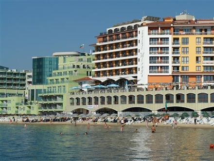 Imagine principala Hotel Mirage  Nessebar