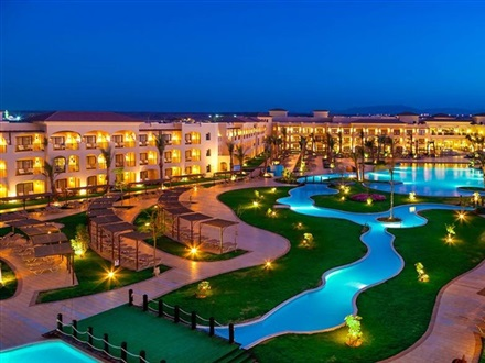 Imagine principala Jaz Aquamarine Resort ex Iberotel AquaMarine Resort   Hurghada