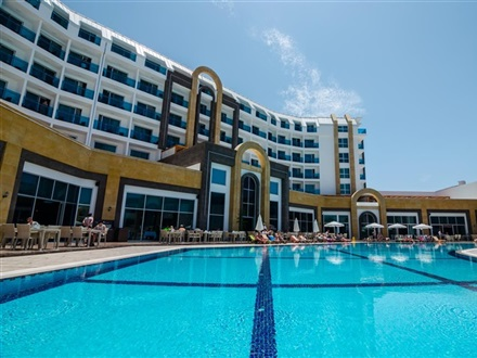 The Lumos Deluxe Resort Hotel Spa  Alanya