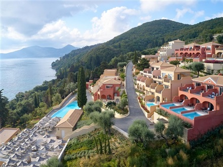 Marbella Nido Suite Hotel Villas Adults Only  Corfu