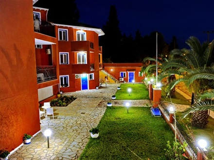 Vliho Bay Boutique Hotel  Lefkada All Locations
