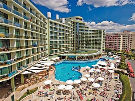 Imagine principala Hotel Marvel  Sunny Beach