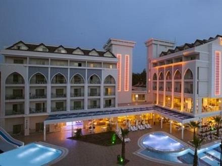 Book At Diamond Elite Hotel Side Antalya Turkey - The-met-hotel-in-thessaloniki-greece-is-for-the-elite