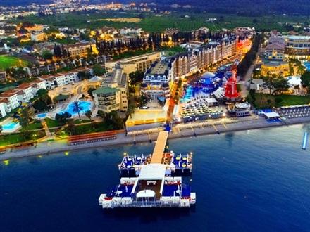 Book At Hotel Orange County Resort Kemer Antalya Turkey