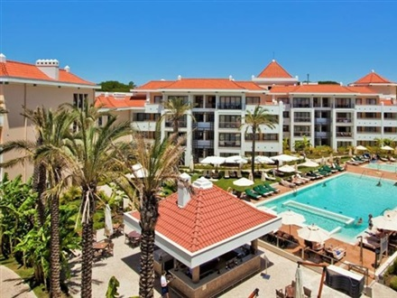 Imagine principala Hotel As Cascatas Golf Resort And Spa  Vilamoura