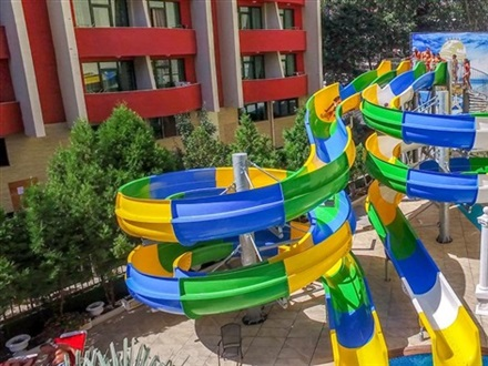 Hotel Planeta and Aquapark  Sunny Beach