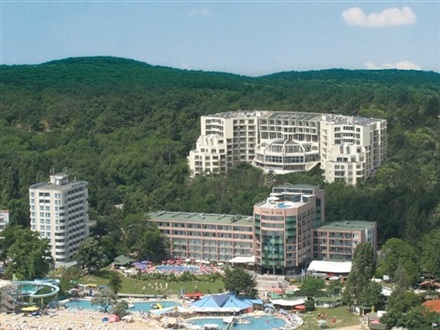 Main image Park Hotel Golden Beach  Golden Sands
