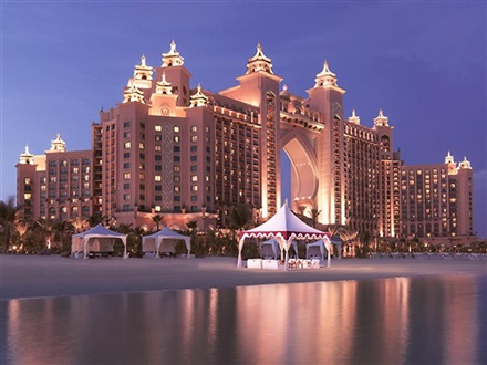 Main image Hotel Atlantis The Palm  Dubai