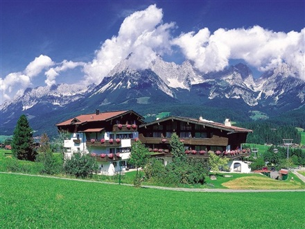 Imagine principala Cordial Familien And Sport Hotel Going  Going Am Wilden Kaiser