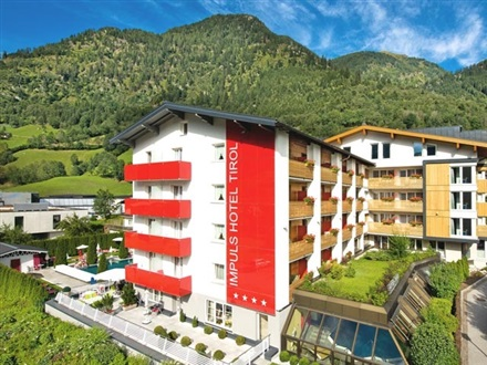 Book At Impuls Hotel Tirol Bad Hofgastein Gasteiner Valley Austria