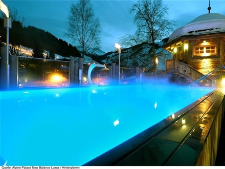 Alpine Palace New Balance Luxus Resort  Saalbach