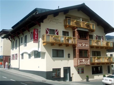 Imagine principala Hotel Glaserer Haus  Zell Am See