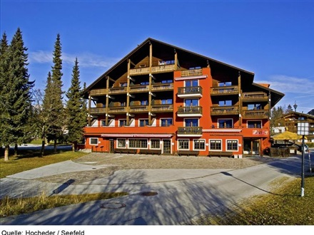 Imagine principala Hotel Hocheder  Seefeld In Tirol