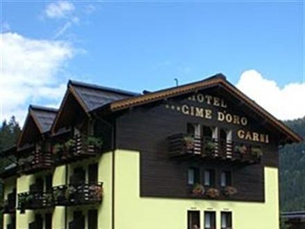 Book At Hotel Cime D Oro Madonna Di Campiglio Italian Alps Italy