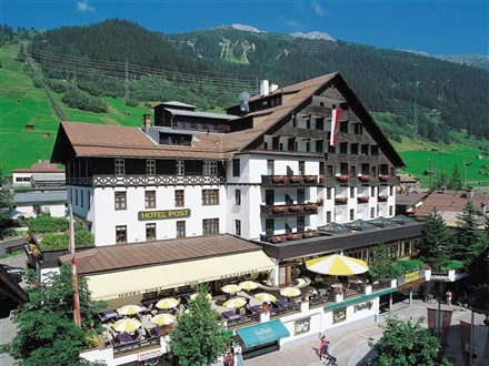 Hotel Post  St Anton am Arlberg