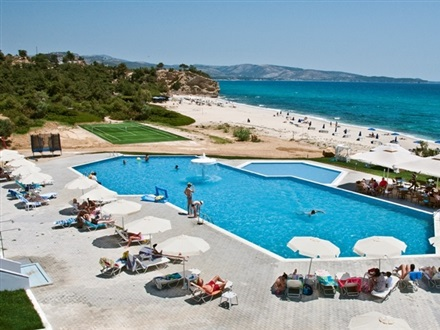 Hotel Blue Dream Palace Thassos  Trypiti Thassos