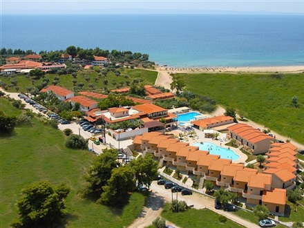 Imagine principala Hotel Village Mare  Sithonia Metamorfosis