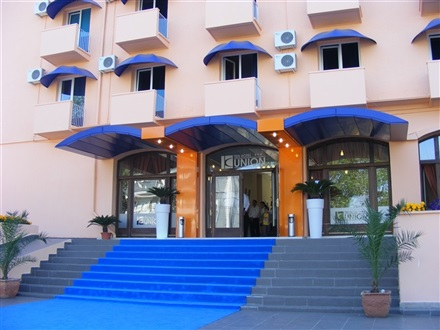 Hotel Ten Union   Eforie Nord