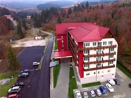 HOTEL TTS COVASNA  Covasna