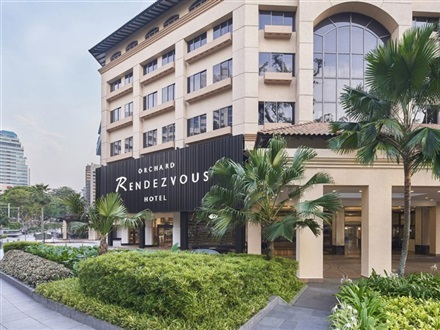 Imagine principala Orchard Rendezvous Hotel by Far East Hospitality  Singapore