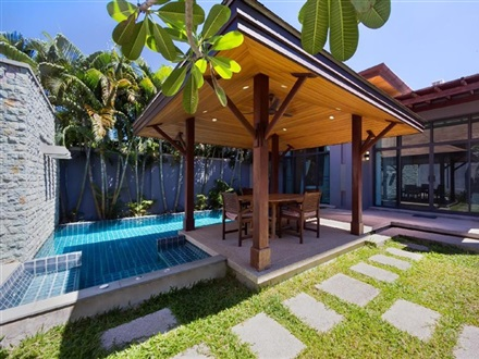 Imagine principala Hotel Onyx Villas By Tropiclook  Rawai