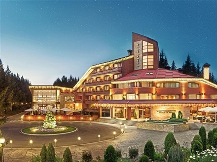 Main image Hotel Yastrebets Wellness and Spa   Borovets