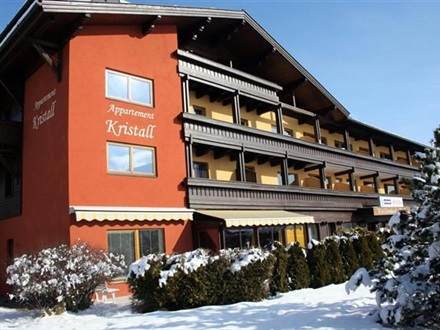 Imagine principala Hotel Kristall Apartment  Zell Am See